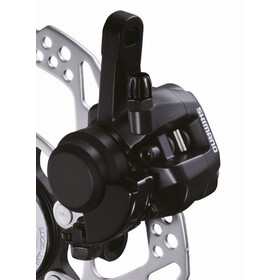 Shimano BR-R317 Pinze Caliper per freni a disco ruota posteriore Road meccanico nero